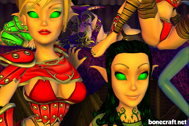 D-Dub Software Announces New Adult Fantasy/Sci-Fi Game, BoneCraft